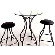 Contempo Counter Height Pub Table Set