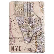 Cartography NYC Tray