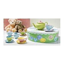 Tea For Me Too 13 Piece Child's Teapot Set