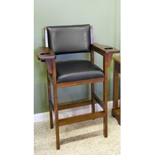 "Captain's 31"" Bar Stool with Cushion"