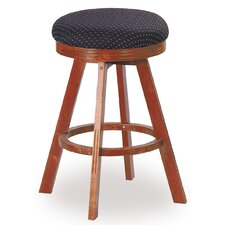"31"" Swivel Bar Stool with Cushion"