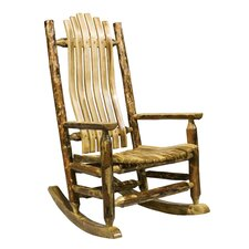 Glacier Country Rocking Chair