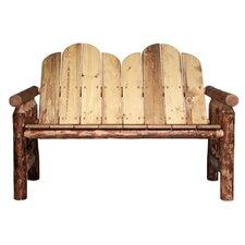 Montana Deck Wood Garden Bench