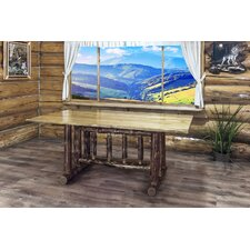 Glacier Country Trestle Dining Table