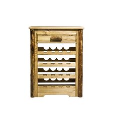 Glacier Country 16 Bottle Wine Cabinet