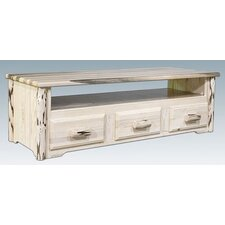 Montana Sitting Chest / Entertainment Center