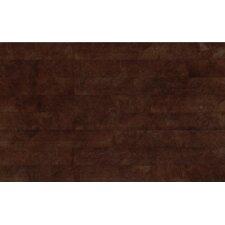 "CorkComfort 5-1/2"" Engineered Cork and Oak Hardwood Flooring in Chocolate"