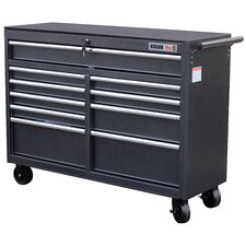 "54.5"" Wide 10 Drawer Bottom Cabinet"