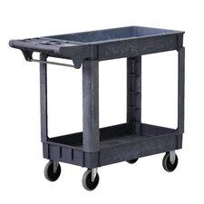 Two Shelf Service Cart