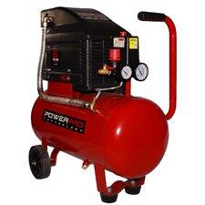 6 Gallon Horizontal Tank Oil Lubed Air Compressor