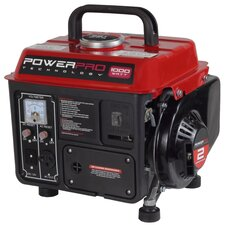 2-Stroke 1,000 Watt Gasoline Generator