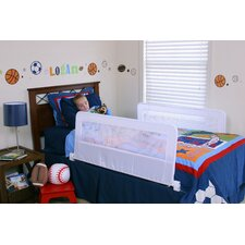 Double Sided Swing Down Bed Rail