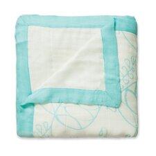 Bamboo Leafy Dream Blanket