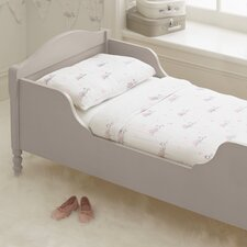 Classic Toddler Bed in A Bag 5 Piece Bedding Set