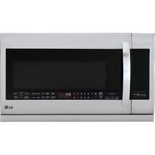 2.2 Cu. Ft. 1000W Over-the-Range Microwave in Stainless Steel