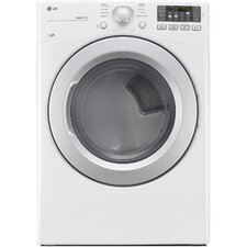 7.4 Cu. Ft. High Efficiency Electric Dryer with TrueSteam Technology