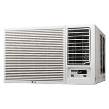 Slide In-Out 7,500 BTU Window Air Conditioner with Remote