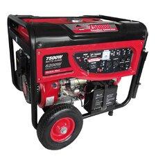 7,500 Watt Gasoline Generator with Electric Start