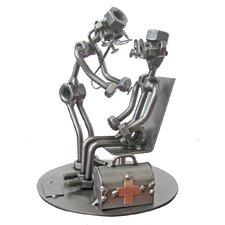 Doctor Desk Sculpture