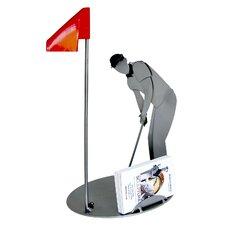 Golf Putting Business Card Holder
