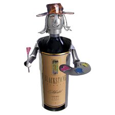 Artist 1 Bottle Tabletop Wine Rack