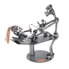 Doctor Obstetrician Desk Sculpture