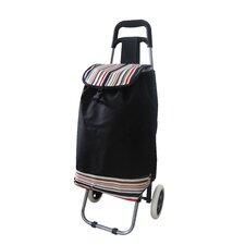 """33"""" Lightweight Rolling Shopping Cart"""