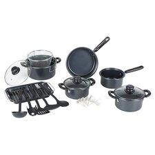 Complete 22-Piece Nonstick Cookware Set
