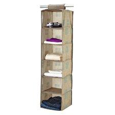 Cameo Key 6 Shelf Shoe Organizer