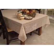 Oak Leaf Rectangle Tablecloth
