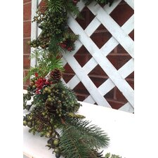 Aw Berry and Pine Garland