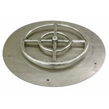 Steel Gas / Propane Flat Pan
