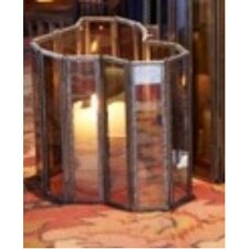 Dransfield and Ross Two-Way Mirror Glass Hurricane
