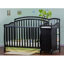 Hailee 5-in-1 Convertible 2 Piece Crib Set