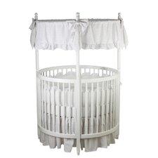 Sophia Posh Circular Crib