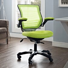 Edge Mid-Back Mesh Office Chair with Arms