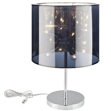"""Arena 21"""" H Table Lamp with Drum Shade"""