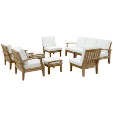 Berth 9 Piece Outdoor Patio Seating Group