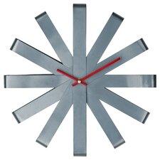 "Ribbon 14"" Wall Clock"