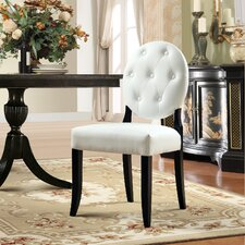 Knob Dining Chairs Set of 2 (Set of 2)