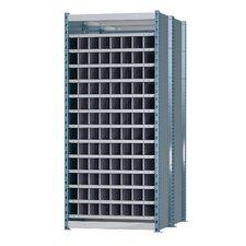Deep Bin Thirteen Shelf Shelving Unit Starter