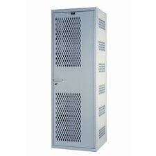 SecurityMax 1 Tier 1 Wide Locker
