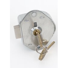 Zephyr Built-in Manual Dead Bolt Key lock with Control Key