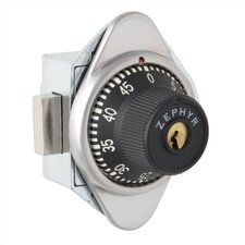 Built-In Combination Lock- Automatic Dead Bolt Operation