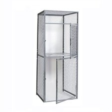 Bulk Storage 2 Tier 1 Wide Starter Locker