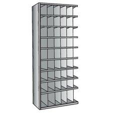 """Hi-Tech Bin 87"""" H 9 Shelf Shelving Unit"""