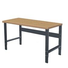 Laminated Hardwood Top Workbench