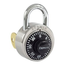 Zephyr Combination Padlock (Set of 59)