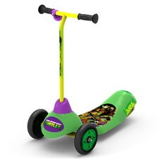Teenage Mutant Ninja Turtles Safe Start 3 Wheel Electric Scooter