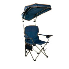 Quik Max Shade Folding Camp Chair